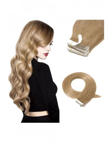 Extensii Tape In Premium Blond Opal 18