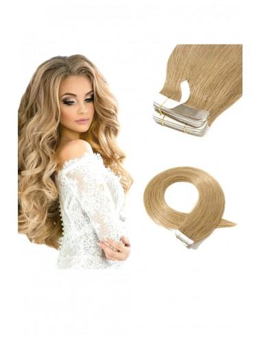 Extensii Tape In Premium Blond Aluna 27