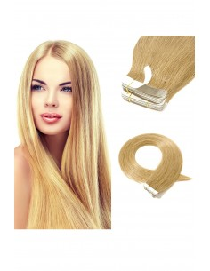 Extensii Tape In Lux Blond...
