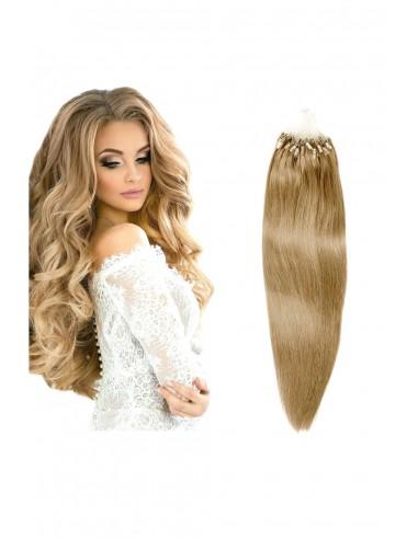 Extensii Cu Microring De Lux Blond...