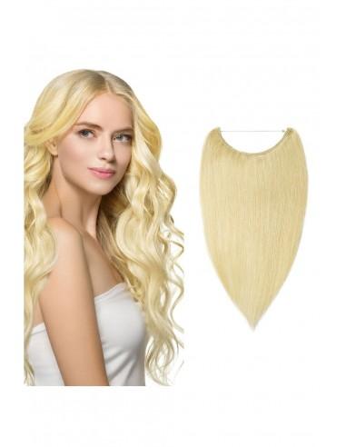 Extensii Flip In De Lux Blond Auriu 22