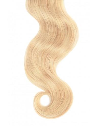 Extensii Clip On Lux Blond Sampanie 27D1