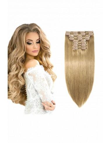 Extensii Clip On Lux Blond Aluna 27